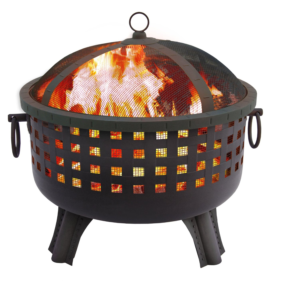 Landmann 26364 23-1/2-Inch Savannah Garden Light Fire Pit
