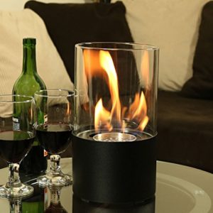 Sunnydaze Fiammata Ventless Tabletop Bio Ethanol Fireplace