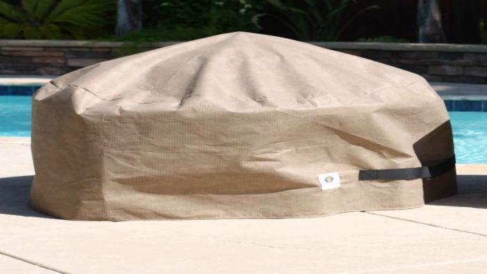 Sunnydaze Fire Pit Cover