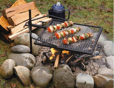 Adjust-A-Grill Over Fire Grill